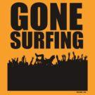 Gone Surfing by Reece Ward