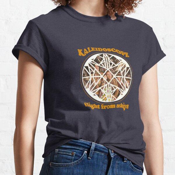 Kaleidoscope Flight From Ashiya Classic T-Shirt