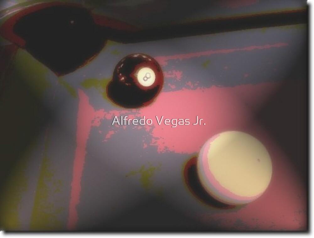 End game by Alfredo Vegas Jr.