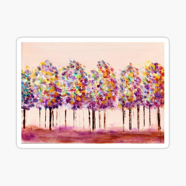Sweet Trees Sticker