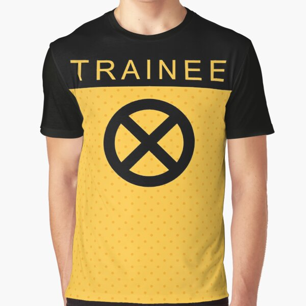Trainee X Force Graphic T-Shirt