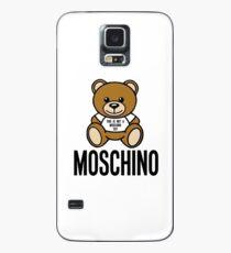 Moschino bear brand Case/Skin for Samsung Galaxy