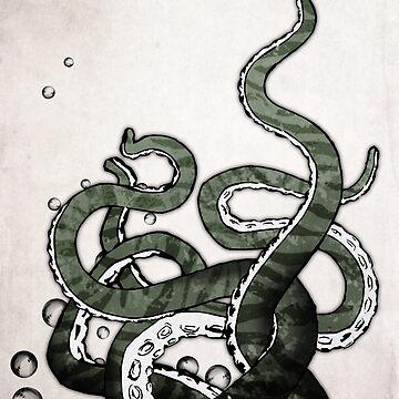 Tentáculos de pulpo de Nicklas81