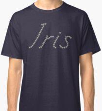 Iris made from Irises Classic T-Shirt