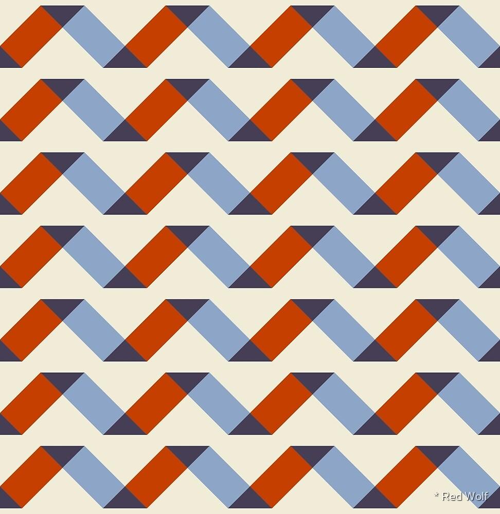Geometric Pattern: Spiral: Guru by * Red Wolf