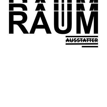 Raumausstatter - Interior Designer - Architect by RecycleBros