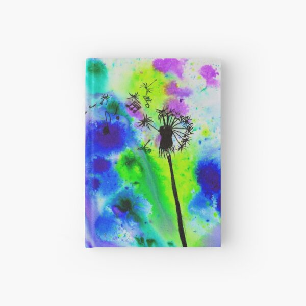 Nature's Song Hardcover Journal