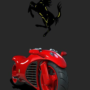 Concept Motor Bike  001.PNG by RoydonJohnson