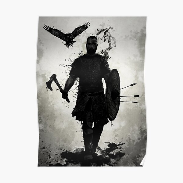 To Valhalla Poster