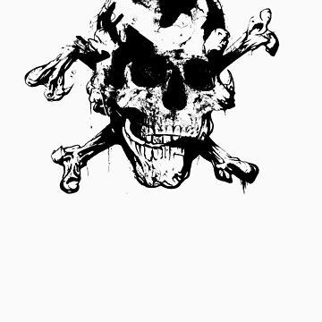 rotten skull... by bobas