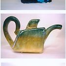 'Three teapots' by fi-ceramics