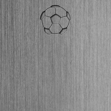 Steel soccer ball by andiB
