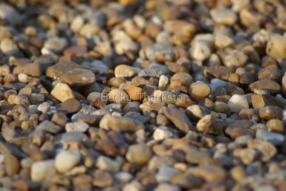 Pebbles by Becky  Thackston