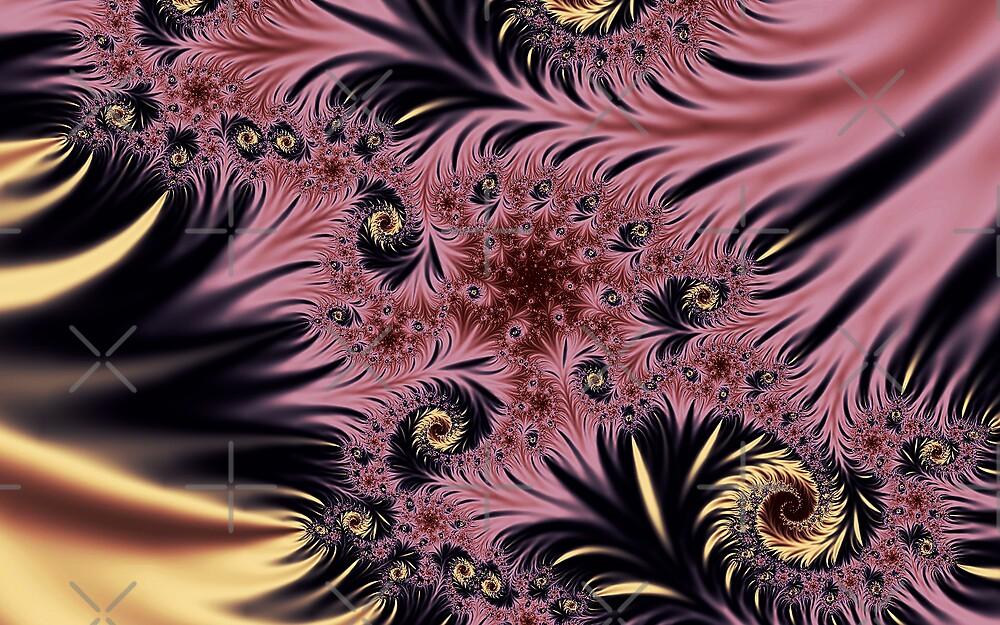 Silken Pleasures by Clayton Bruster