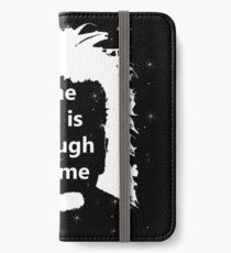 Vinilo o funda para iPhone Diseño de cita de Albert Einstein