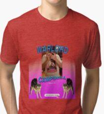 WARLORD warlord WARLORD ENTROPY  Tri-blend T-Shirt