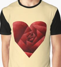 Heart of pieces Graphic T-Shirt