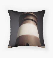 Agulhas Lighthouse Throw Pillow