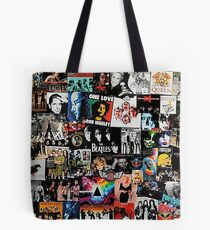 Rock-Collage Tasche