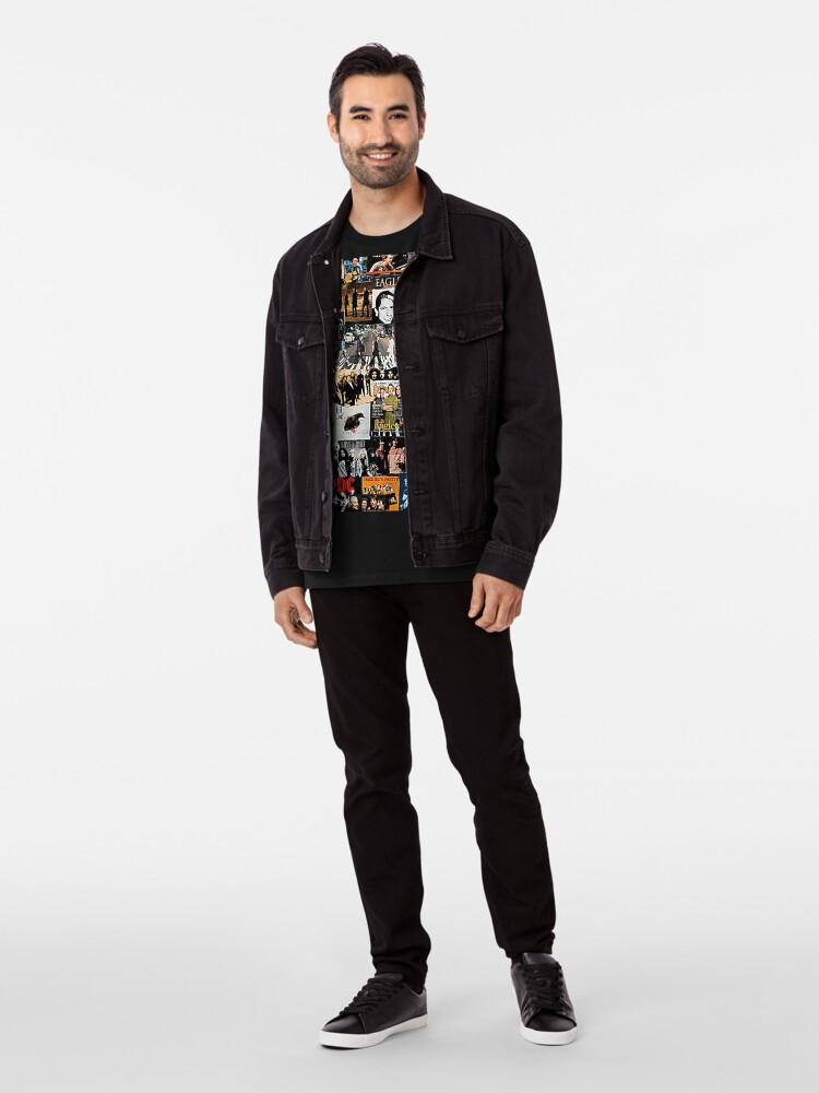 Alternate view of Rock Collage Premium T-Shirt