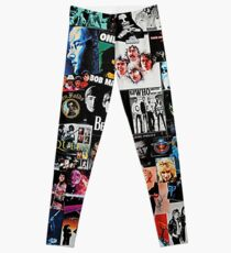 Rock-Collage Leggings