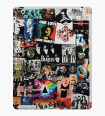 Rock Collage iPad Case/Skin