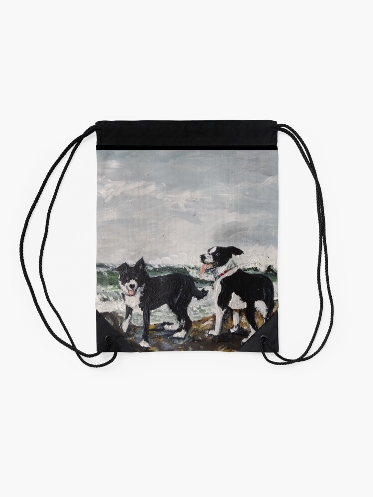 Alternate view of Island Life Drawstring Bag