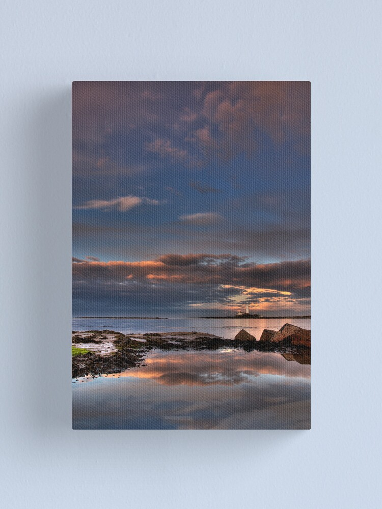 Alternate view of Reflection Canvas Print