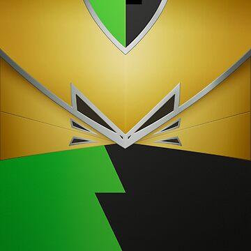 Hyperforce Green by JoSumdac