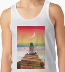 The Pier And The Moon  Tank Top