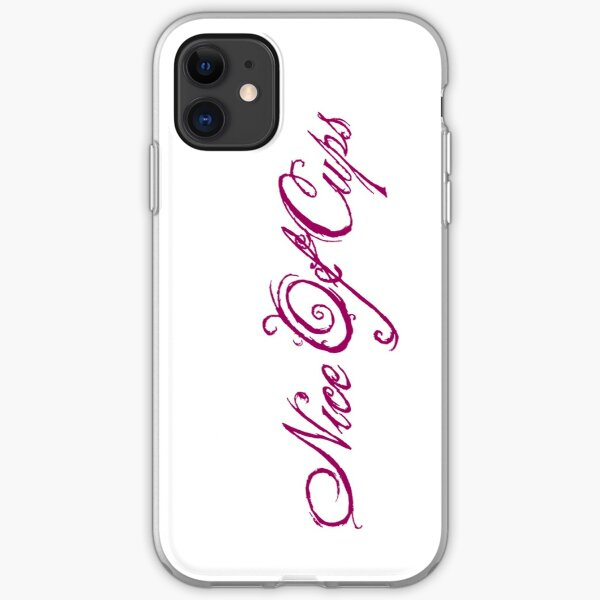 Nice of Cups - vertical iPhone Soft Case