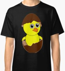 Chicks - chicks in an eggshell - chicks in the egg Classic T-Shirt