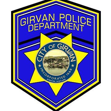 Girvan PD Logo Full Colour by OctoberFifteen