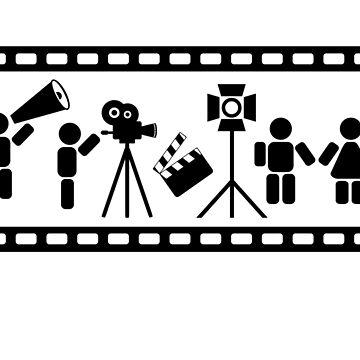 Making of a movie  by SooperYela