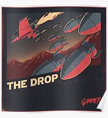Gammer - The Drop Poster