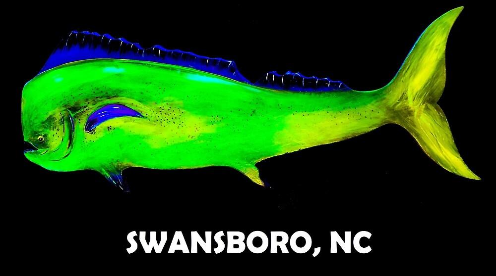 Mahi Mahi (Swansboro, NC) by barryknauff