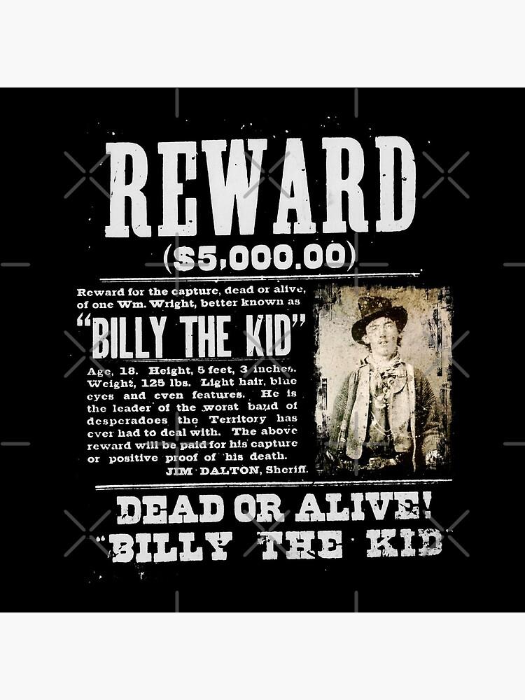 Billy The Kid by EddieBalevo