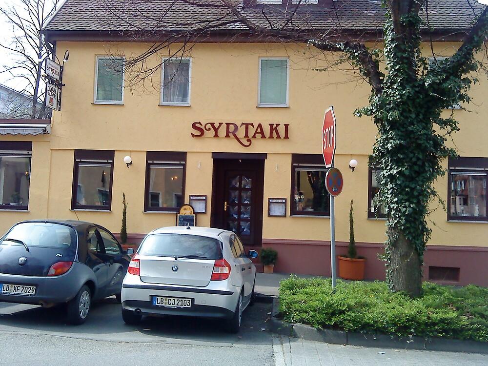 Parking  by Syrtaki