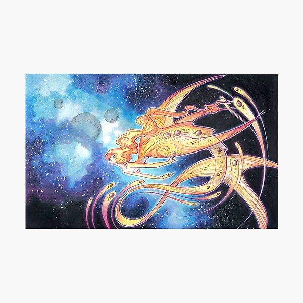 space sirene Photographic Print