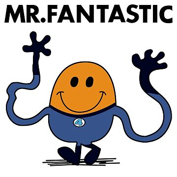Mr Fantastic by Jean-miwan
