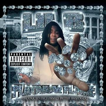 Lil B - Platinum Flame by NoahandSons