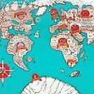 Mad Map by KaitheFinn