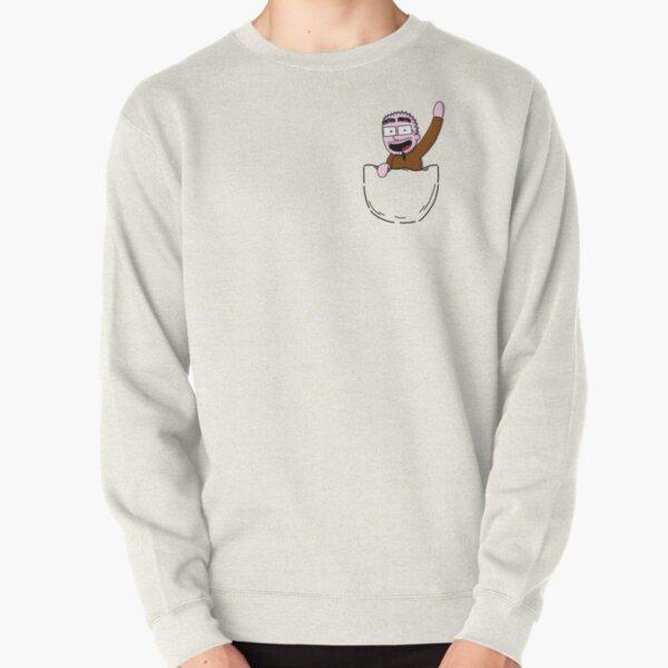 Rikkardo Taskino Pullover Sweatshirt