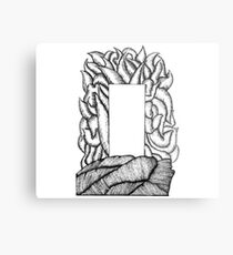 Mirror Mirror Metal Print