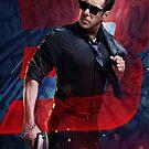 Race 3 - Salman Khan  by Razmanian Designs