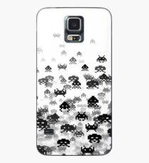 Invaded III B&W Case/Skin for Samsung Galaxy