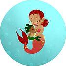 « Mermaid nursing » par mimikaweb