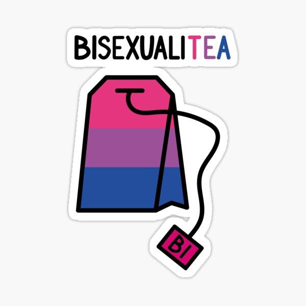 Bisexualitea / lgbtea Sticker