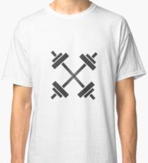 dumbbells Classic T-Shirt