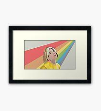 Susana Romero Framed Print